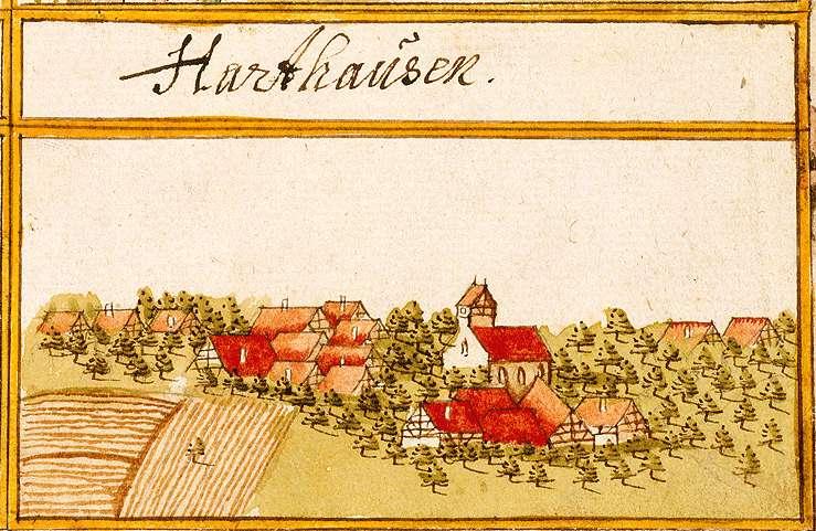 Harthausen, Filderstadt ES, Bild 1