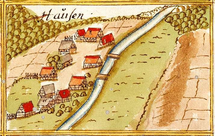 Hausen : Stadt Murrhardt WN, Bild 1