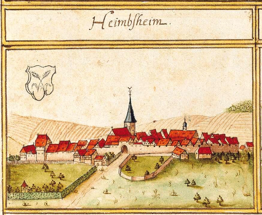 Heimsheim, PF, Bild 1