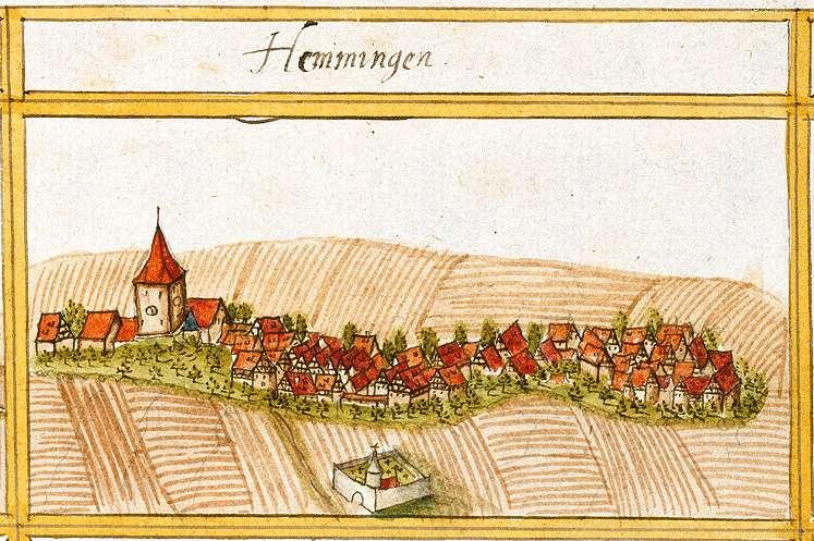 Hemmingen LB, Bild 1