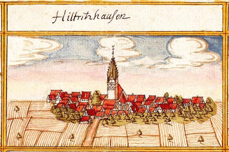 Hildrizhausen BB, Bild 1