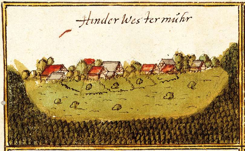 Hinterwestermurr : Fornsbach, Murrhardt WN, Bild 1