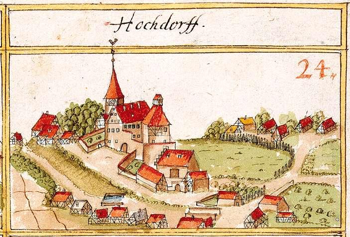 Hochdorf am Neckar, Remseck am Neckar LB, Bild 1