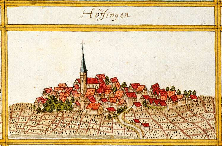 Höfingen, Leonberg BB, Bild 1