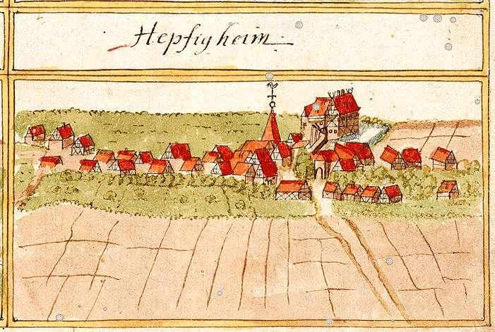 Höpfigheim, Steinheim an der Murr LB, Bild 1
