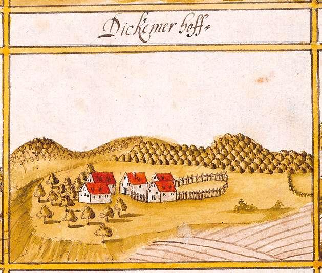 Hof Dicke : Stammheim, Calw CW, Bild 1