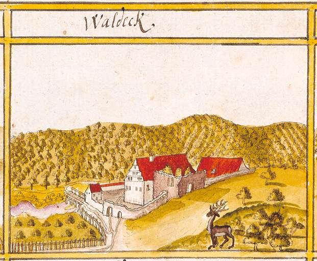 Hof Waldeck : Stammheim, Calw CW, Bild 1