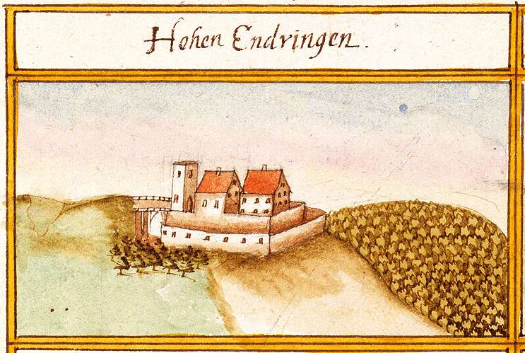 Hohenentringen : Entringen, Ammerbuch TÜ, Bild 1