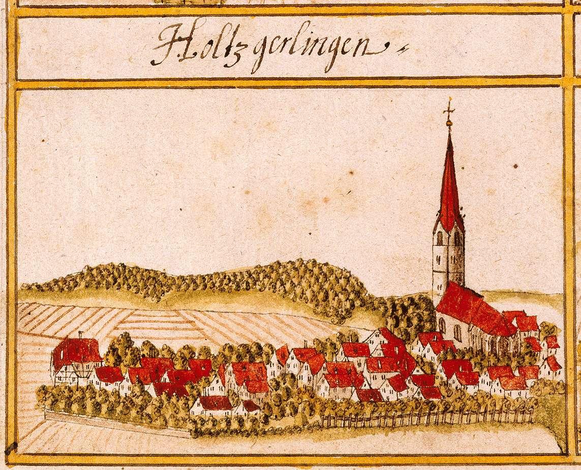 Holzgerlingen BB, Bild 1