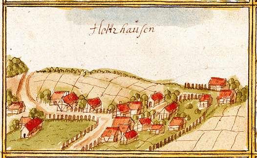 Holzhausen, Uhingen GP, Bild 1