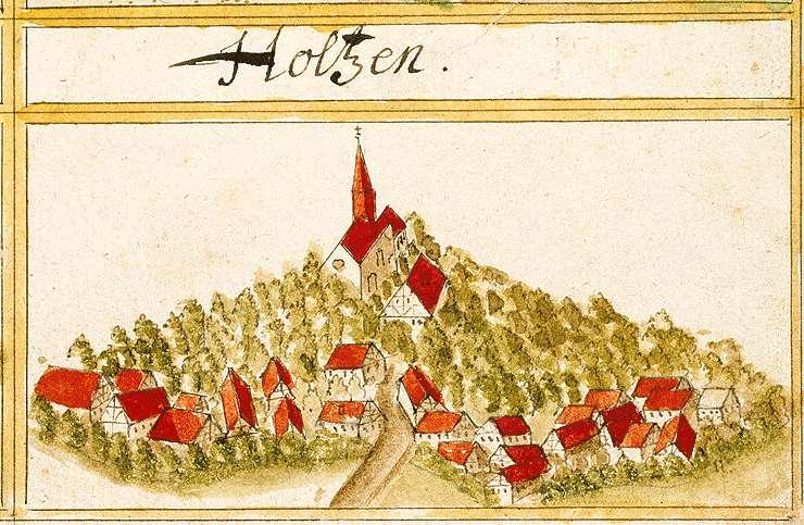 Holzheim : Stadt Göppingen GP, Bild 1