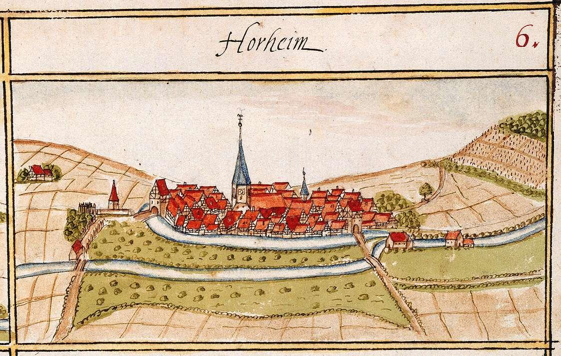 Horrheim, Vaihingen an der Enz LB, Bild 1