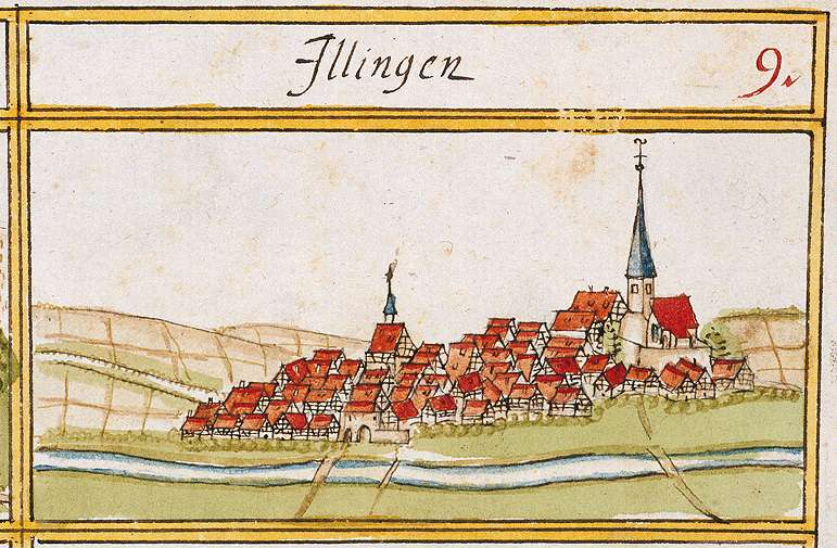 Illingen, PF, Bild 1