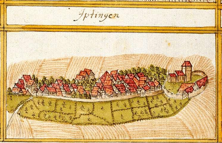 Iptingen, Wiernsheim, PF, Bild 1