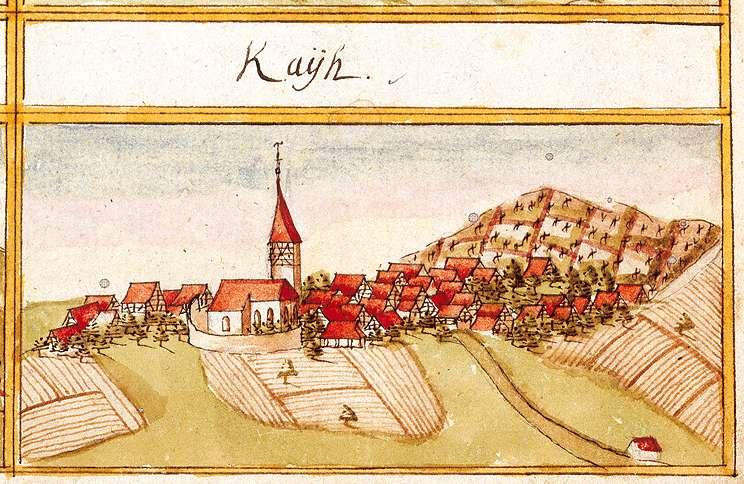Kayh, Herrenberg BB, Bild 1