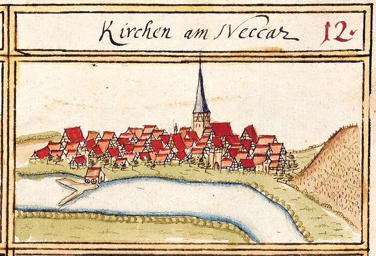 Kirchheim am Neckar LB, Bild 1
