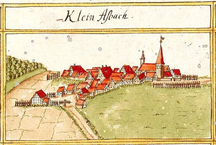 Kleinaspach, Aspach WN, Bild 1