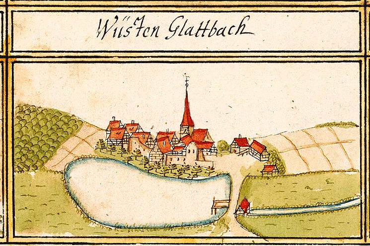 Kleinglattbach, Vaihingen an der Enz LB, Bild 1