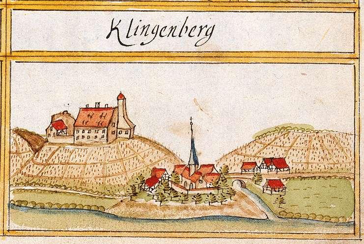 Klingenberg, Stkr. Heilbronn, Bild 1