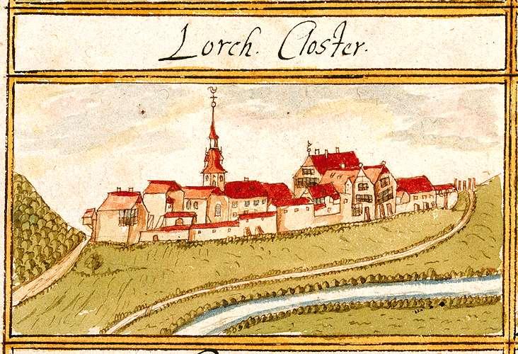 Kloster Lorch : Stadt Lorch AA, Bild 1