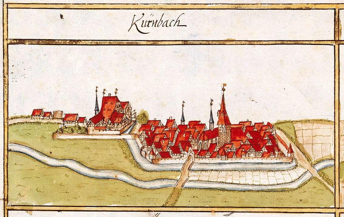 Kürnbach, KA, Bild 1