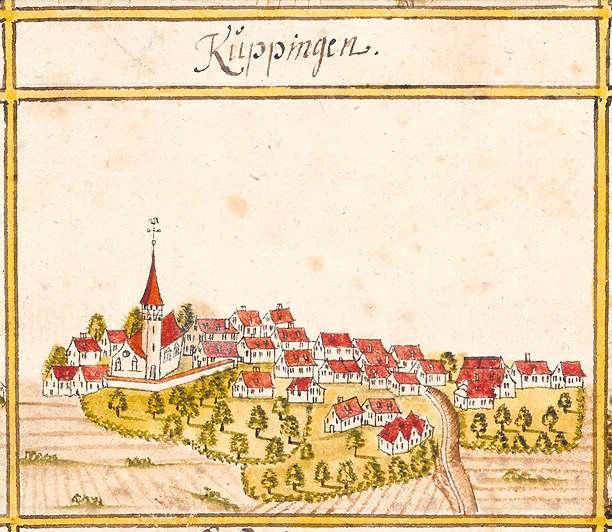 Kuppingen, Herrenberg BB, Bild 1