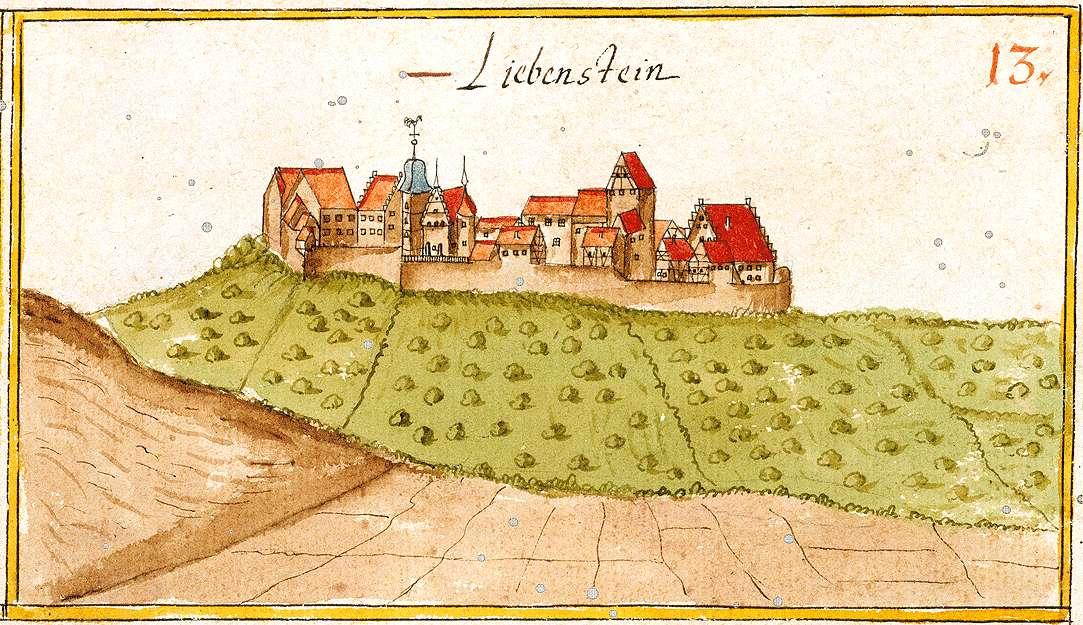 Liebenstein : Neckarwestheim HN, Bild 1