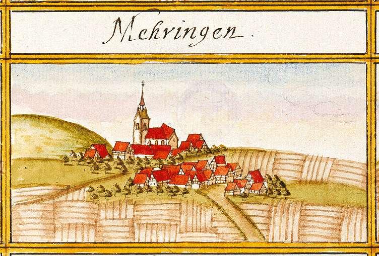 Mähringen, Kusterdingen TÜ, Bild 1