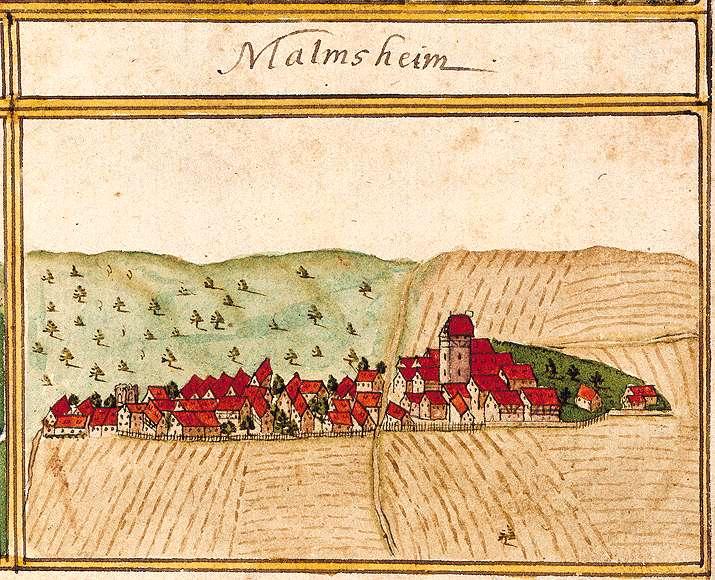 Malmsheim, Renningen BB, Bild 1