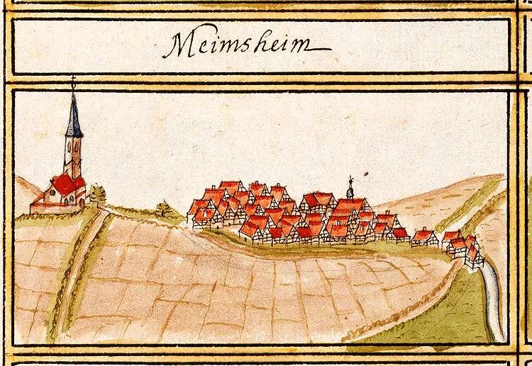 Meimsheim, Brackenheim HN, Bild 1