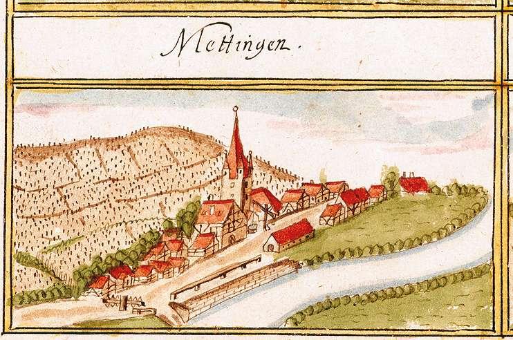 Mettingen : Stadt Esslingen am Neckar ES, Bild 1