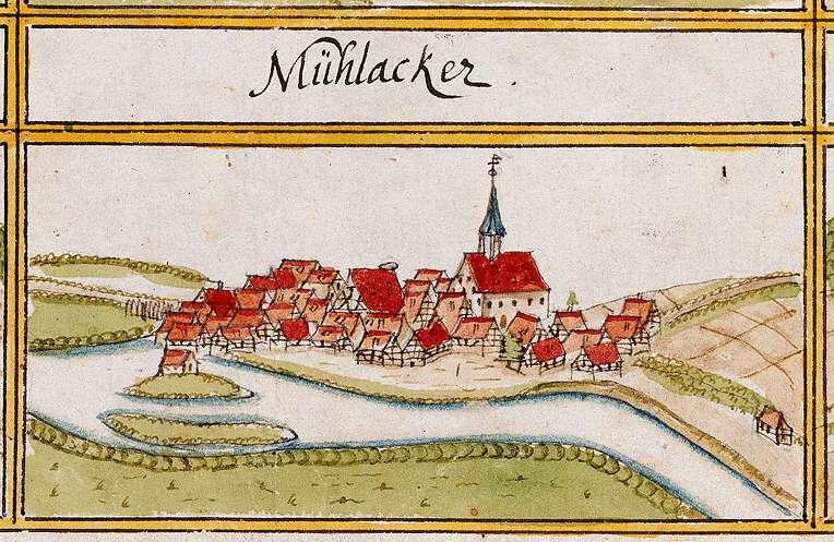 Mühlacker, PF, Bild 1