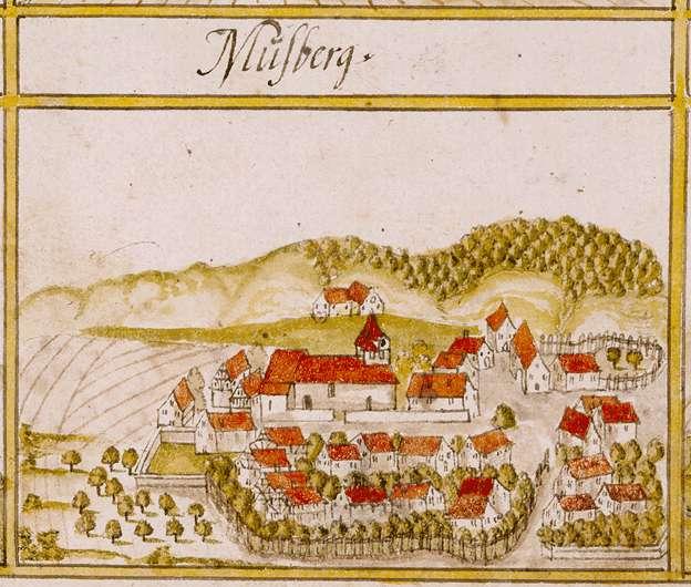 Musberg, Leinfelden-Echterdingen ES, Bild 1