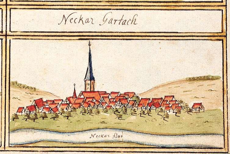 Neckargartach, Stkr. Heilbronn, Bild 1