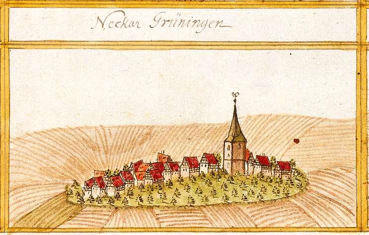 Neckargröningen, Remseck am Neckar LB, Bild 1