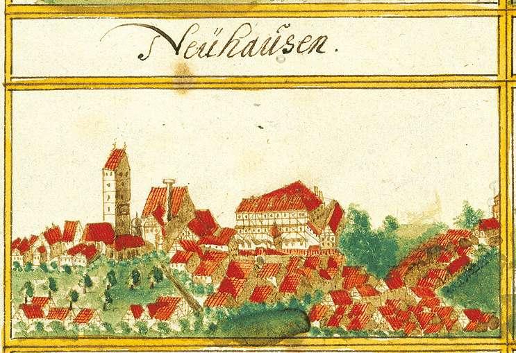 Neuhausen auf den Fildern ES, Bild 1