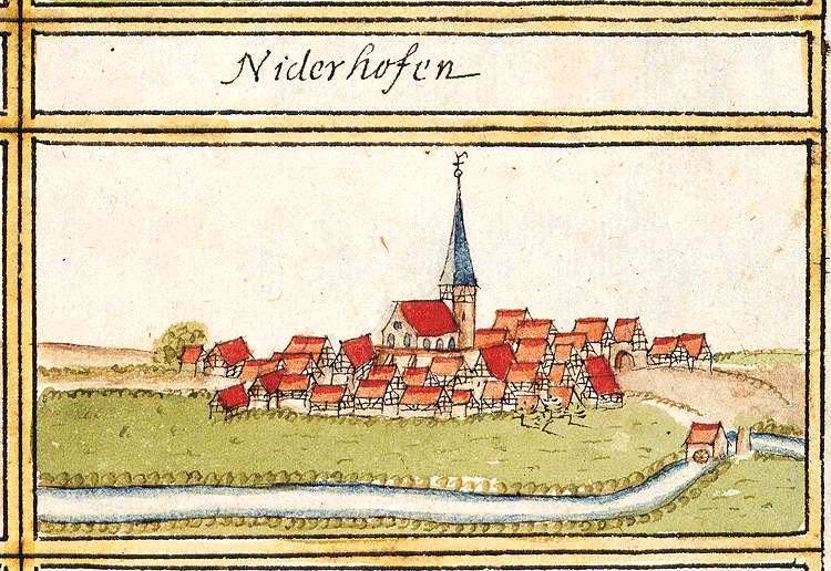 Niederhofen, Schwaigern HN, Bild 1