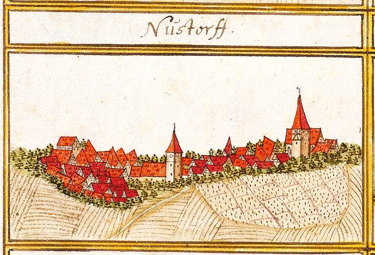 Nussdorf, Eberdingen LB, Bild 1