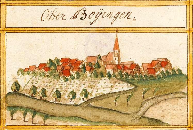 Oberboihingen ES, Bild 1
