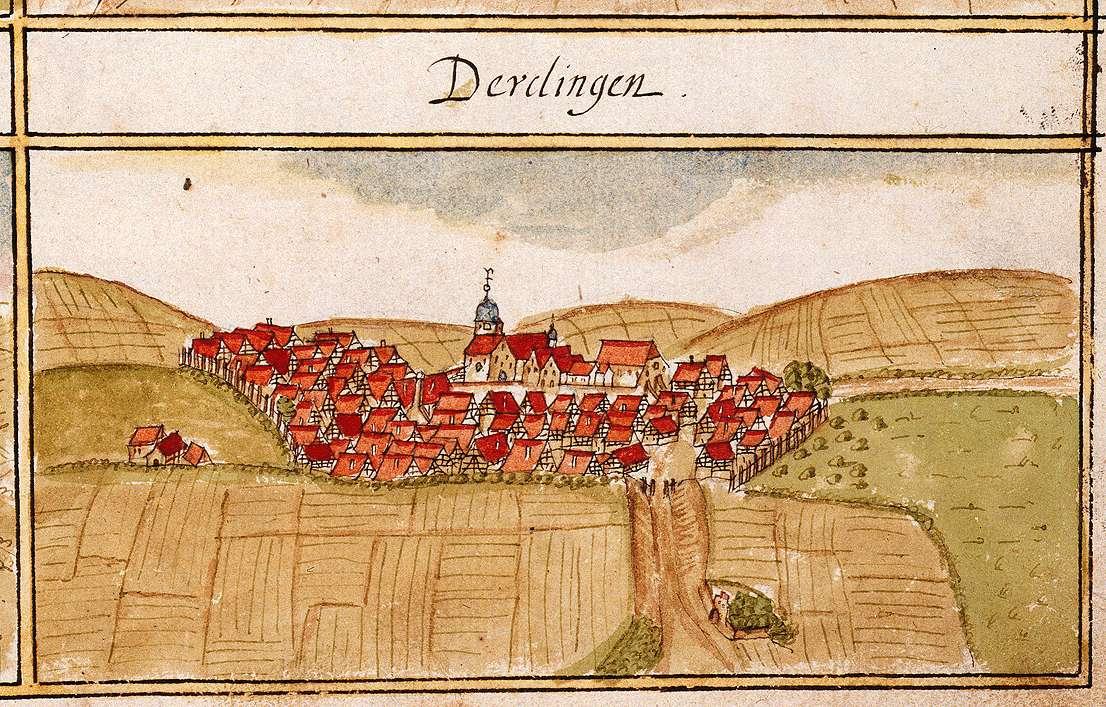Oberderdingen, KA, Bild 1