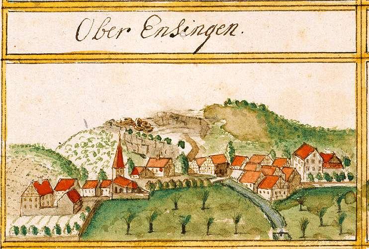 Oberensingen : Stadt Nürtingen ES, Bild 1