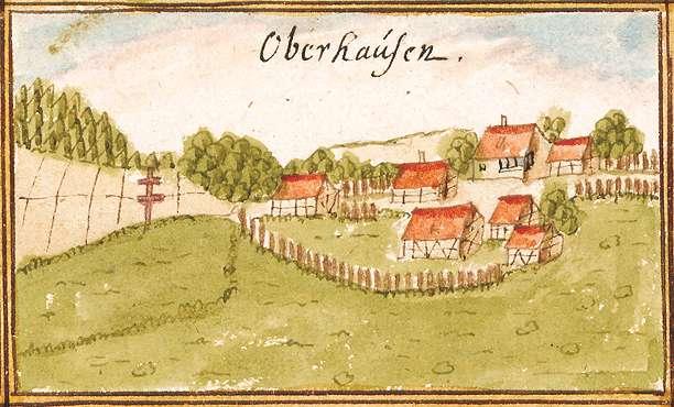 Oberhausen : Rechberghausen GP, Bild 1