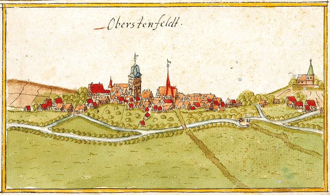 Oberstenfeld LB, Bild 1