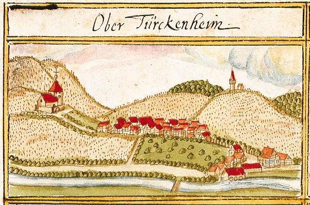Obertürkheim, Stkr. Stuttgart, Bild 1