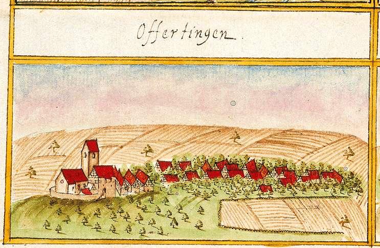 Oferdingen, Reutlingen RT, Bild 1