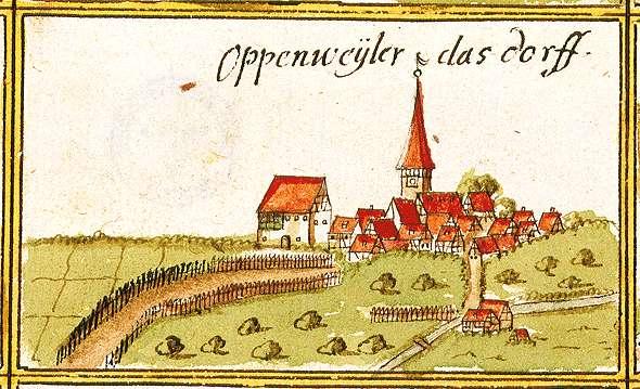 Oppenweiler WN, Bild 1