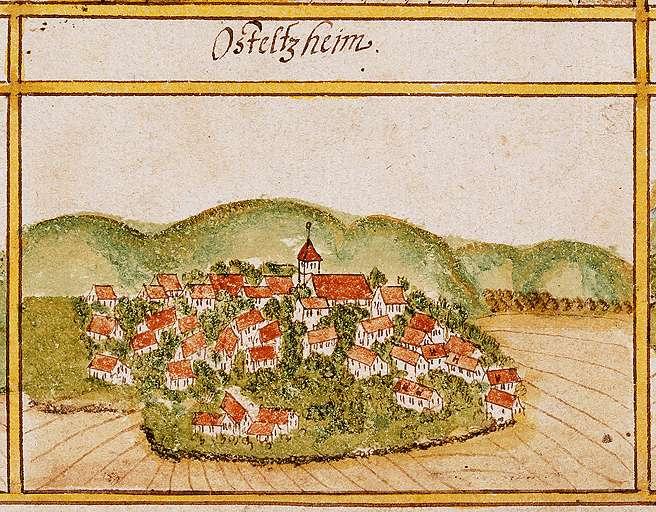 Ostelsheim CW, Bild 1