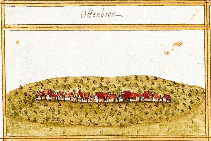 Ottenbronn, Althengstett CW, Bild 1