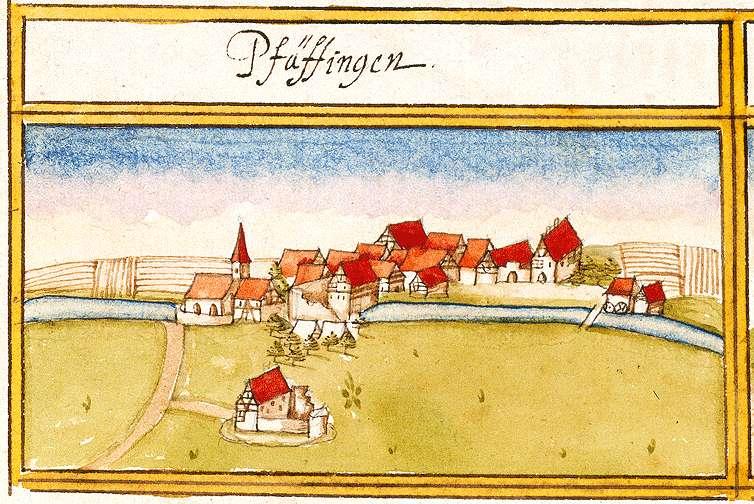 Pfäffingen, Ammerbuch TÜ, Bild 1