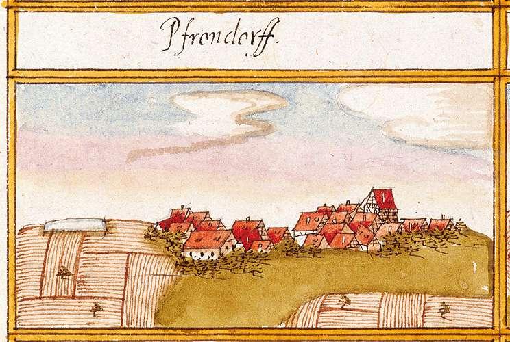Pfrondorf, Tübingen TÜ, Bild 1